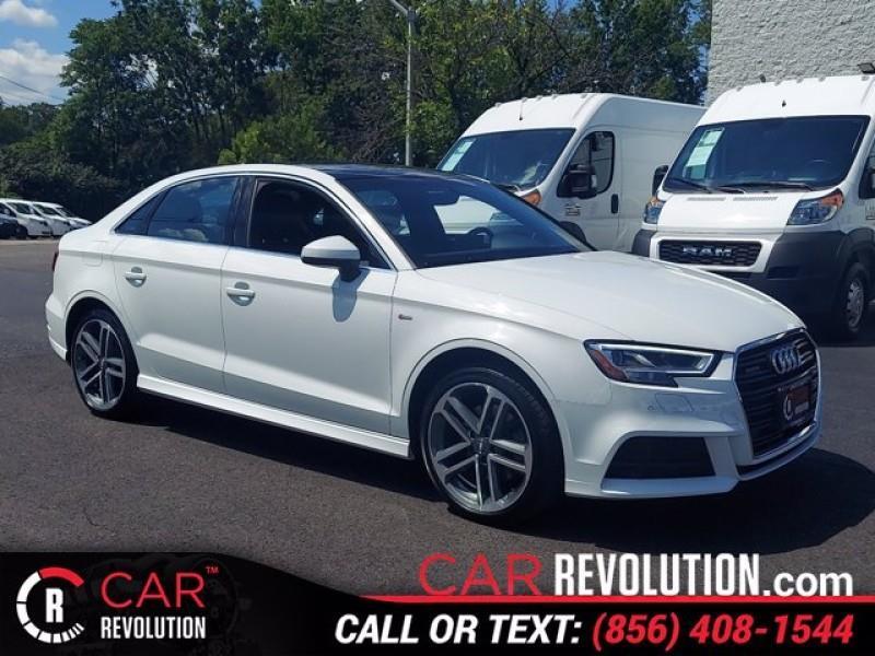 Used Audi A3 Sedan Premium Plus 2018   Car Revolution. Maple Shade, New Jersey