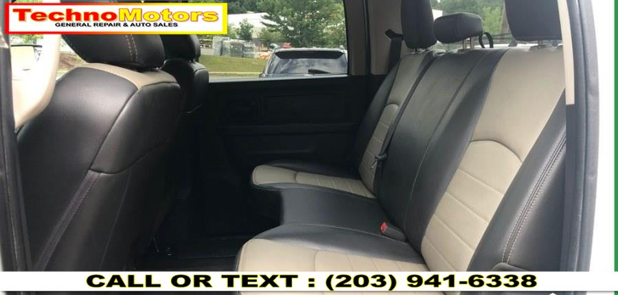 "Used Ram 2500 4WD Crew Cab 169"" ST 2012   Techno Motors . Danbury , Connecticut"