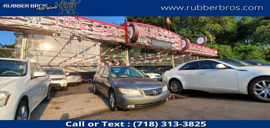 Used Hyundai Azera 4dr Sdn SE *Ltd Avail* 2007 | Rubber Bros Auto World. Brooklyn, New York