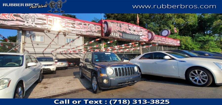 Used Jeep Patriot 2WD 4dr Sport 2007 | Rubber Bros Auto World. Brooklyn, New York