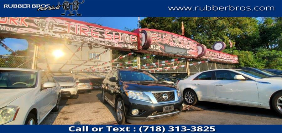 Used Nissan Pathfinder 4WD 4dr S 2015 | Rubber Bros Auto World. Brooklyn, New York