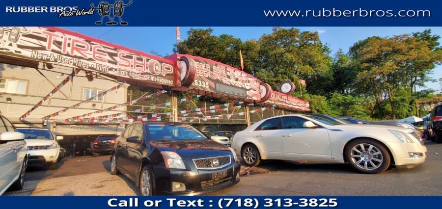 Used Nissan Sentra 4dr Sdn I4 CVT 2.0 SR 2012 | Rubber Bros Auto World. Brooklyn, New York
