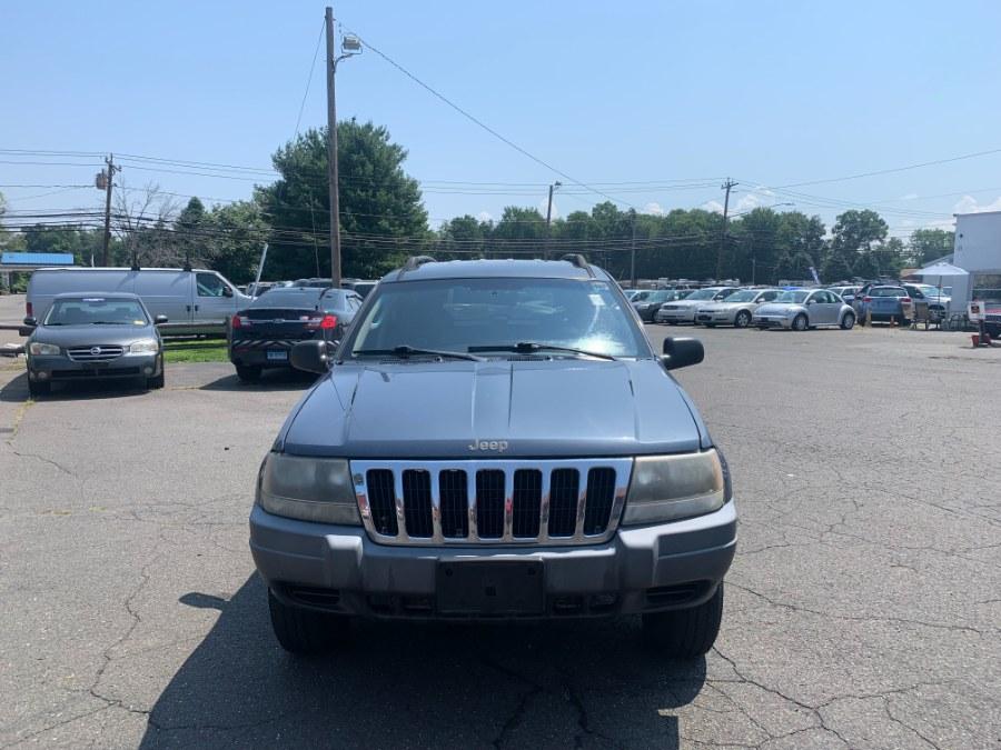 Used 2002 Jeep Grand Cherokee in East Windsor, Connecticut | CT Car Co LLC. East Windsor, Connecticut