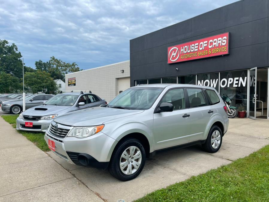 Used 2010 Subaru Forester in Meriden, Connecticut | House of Cars CT. Meriden, Connecticut