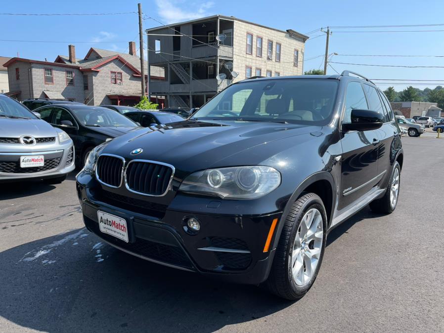 Used BMW X5 AWD 4dr 35i Premium 2011   Auto Match LLC. Waterbury, Connecticut