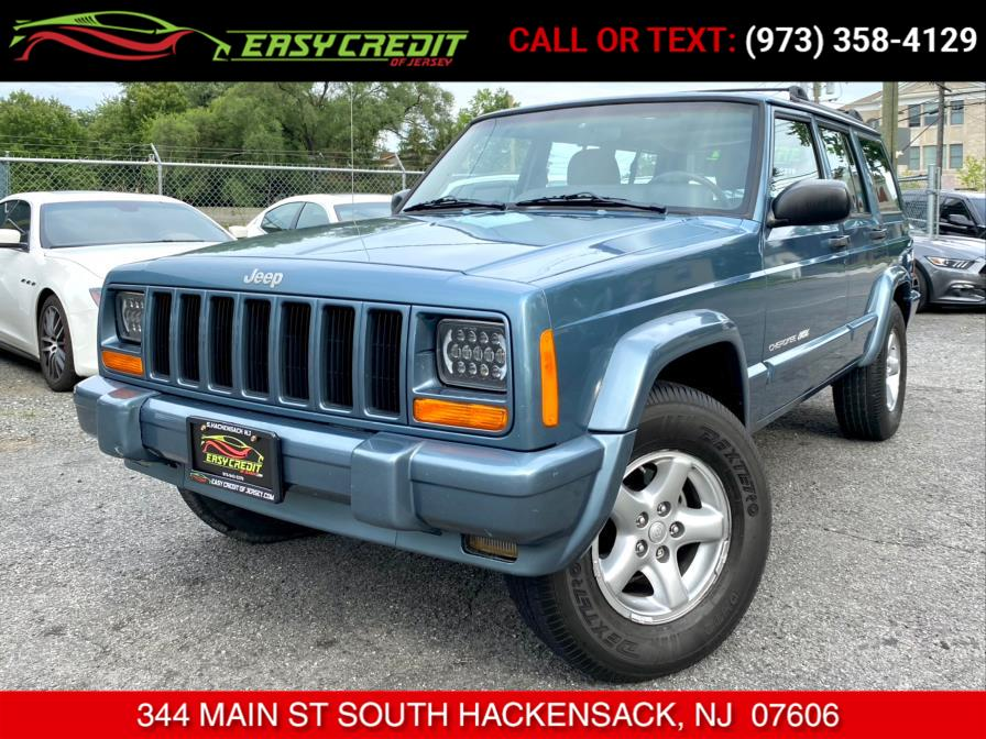 Used Jeep Cherokee 4dr Classic 4WD 1999 | Easy Credit of Jersey. South Hackensack, New Jersey