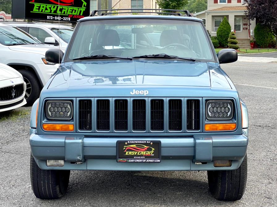 Used Jeep Cherokee 4dr Classic 4WD 1999   Easy Credit of Jersey. South Hackensack, New Jersey