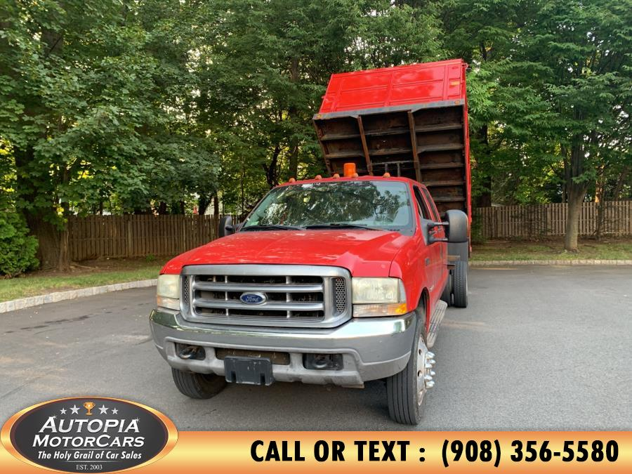 Used 2003 Ford Super Duty F-550 DRW in Union, New Jersey | Autopia Motorcars Inc. Union, New Jersey