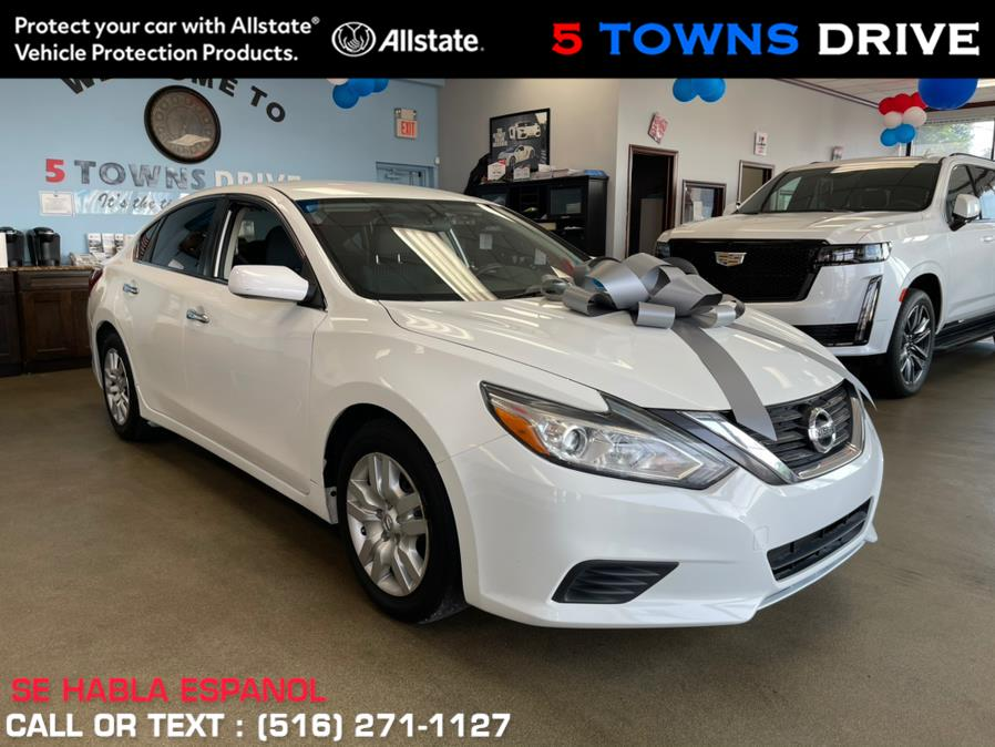Used Nissan Altima 4dr Sdn I4 2.5 S 2016 | 5 Towns Drive. Inwood, New York