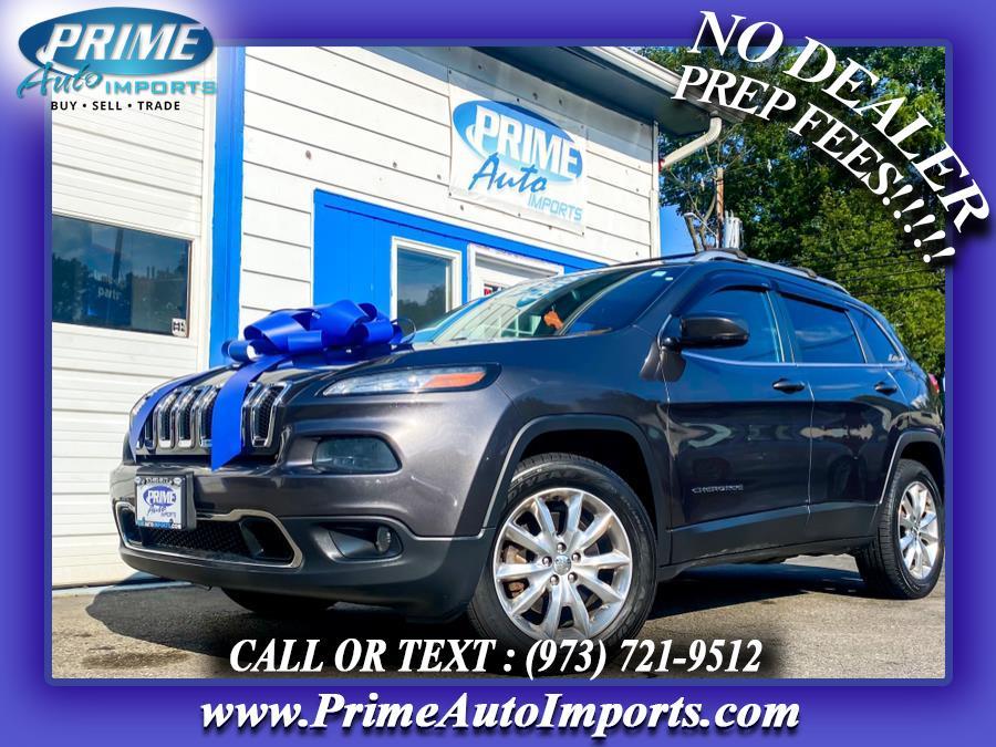 Used 2014 Jeep Cherokee in Bloomingdale, New Jersey | Prime Auto Imports. Bloomingdale, New Jersey