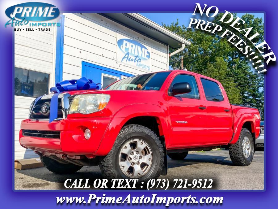Used 2008 Toyota Tacoma in Bloomingdale, New Jersey | Prime Auto Imports. Bloomingdale, New Jersey
