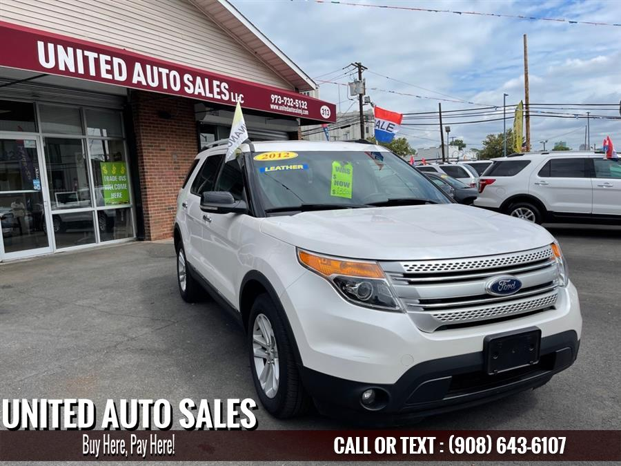 Used Ford Explorer XLT 2012 | United Auto Sale. Newark, New Jersey