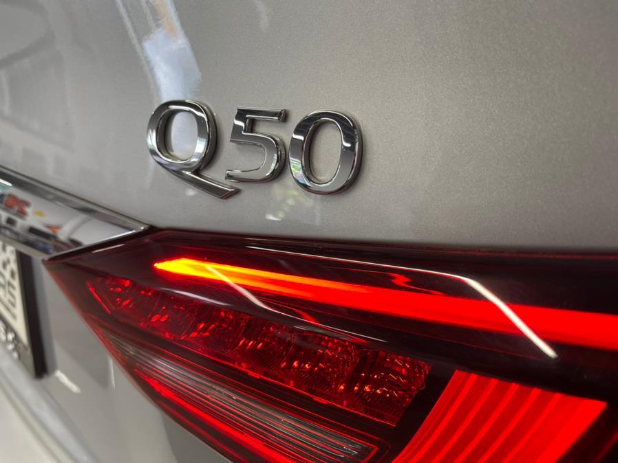 Used INFINITI Q50 LUXE 3.0t LUXE AWD 2018   Jamaica 26 Motors. Hollis, New York