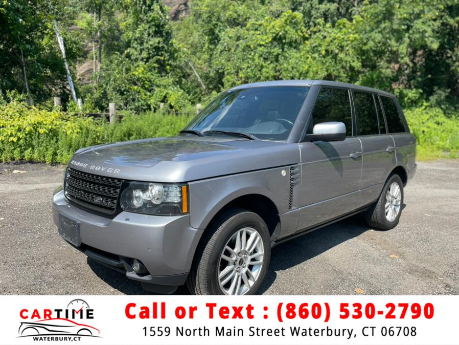 Used Land Rover Range Rover 4WD 4dr HSE 2012 | Car Time LLC. Waterbury, Connecticut