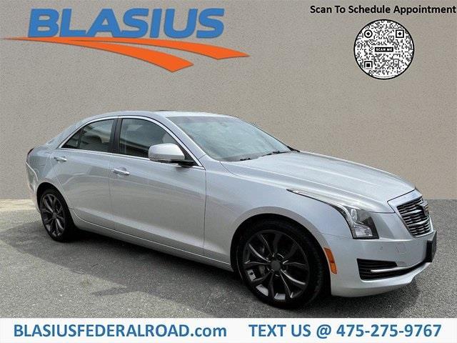 Used Cadillac Ats 2.0L Turbo Luxury 2015   Blasius Federal Road. Brookfield, Connecticut