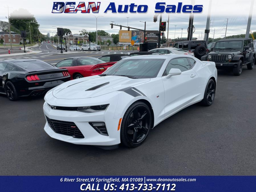 Used Chevrolet Camaro SS 2dr Cpe SS w/1SS 2016 | Dean Auto Sales. W Springfield, Massachusetts