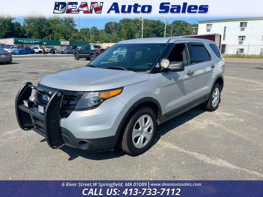 Used Ford Utility Police Interceptor AWD 4dr 2014 | Dean Auto Sales. W Springfield, Massachusetts