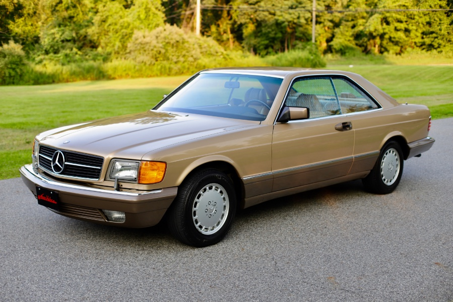 Used 1986 Mercedes-Benz 560 Series in North Salem, New York | Meccanic Shop North Inc. North Salem, New York