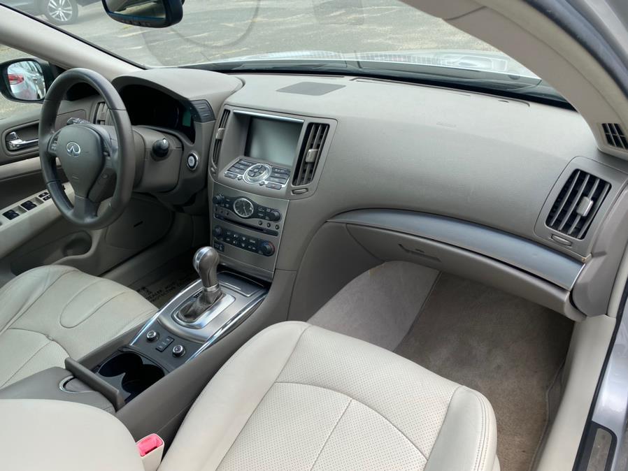 Used Infiniti G37 Sedan 4dr x AWD 2010 | Rite Cars, Inc. Lindenhurst, New York