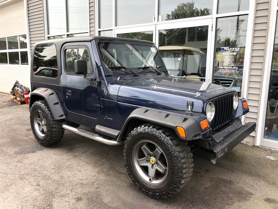 Used Jeep Wrangler 2dr SE 1997 | Chris's Auto Clinic. Plainville, Connecticut