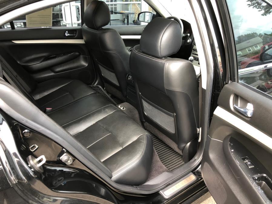 Used Infiniti G35 Sedan 4dr x AWD 2008   Chris's Auto Clinic. Plainville, Connecticut