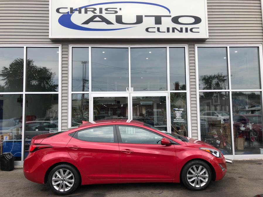 Used 2016 Hyundai Elantra in Plainville, Connecticut | Chris's Auto Clinic. Plainville, Connecticut