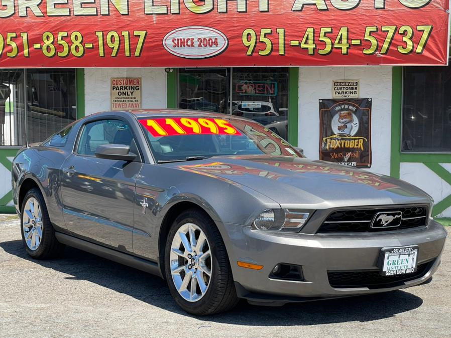 2010 Ford Mustang Premium Coupe 2D, available for sale in Corona, CA