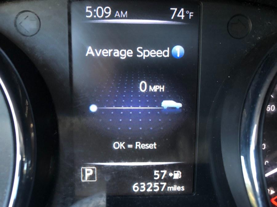 Used Nissan Rogue AWD SV 2017 | Bristol Auto Center LLC. Bristol, Connecticut