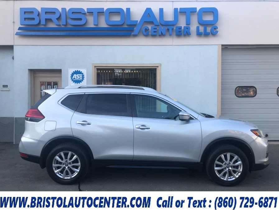 Used 2017 Nissan Rogue in Bristol, Connecticut | Bristol Auto Center LLC. Bristol, Connecticut