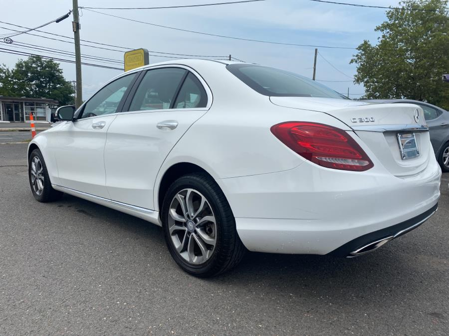 Used Mercedes-Benz C-Class 4dr Sdn C300 Sport 4MATIC 2015   Auto Store. West Hartford, Connecticut