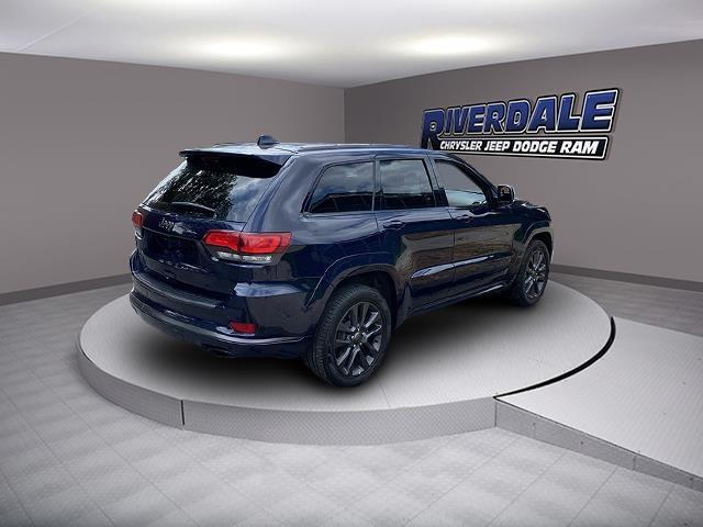 Used Jeep Grand Cherokee High Altitude 2018 | Eastchester Motor Cars. Bronx, New York