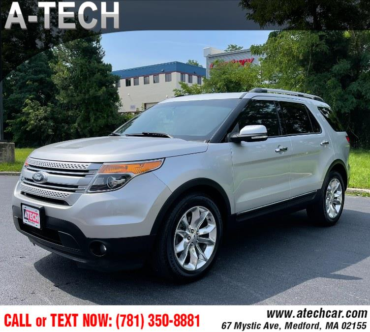 Used Ford Explorer 4WD 4dr Limited 2014 | A-Tech. Medford, Massachusetts