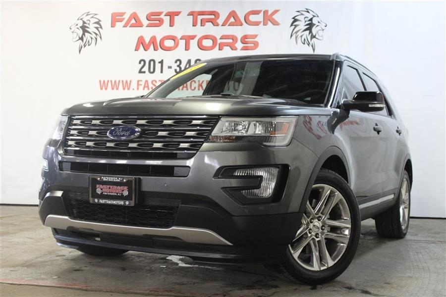 Used Ford Explorer XLT 2016 | Fast Track Motors. Paterson, New Jersey