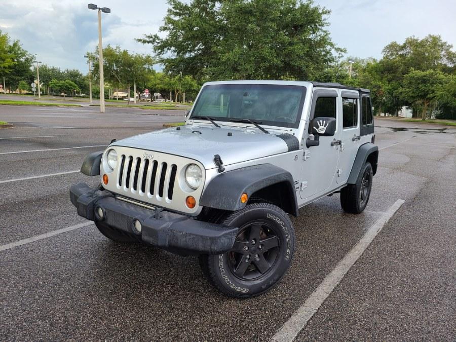 Used 2010 Jeep Wrangler Unlimited in Longwood, Florida | Majestic Autos Inc.. Longwood, Florida