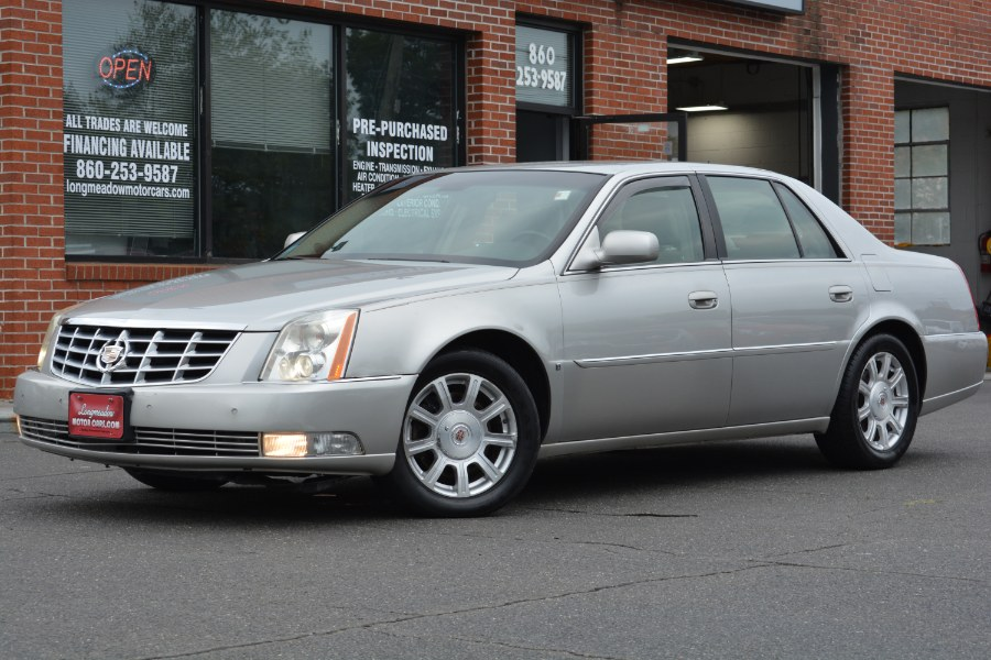 Used Cadillac DTS 4dr Sdn w/1SC 2008 | Longmeadow Motor Cars. ENFIELD, Connecticut