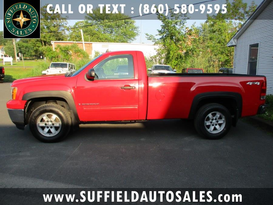 """Used GMC Sierra 1500 4WD Reg Cab 119.0"""" SLE 2009 