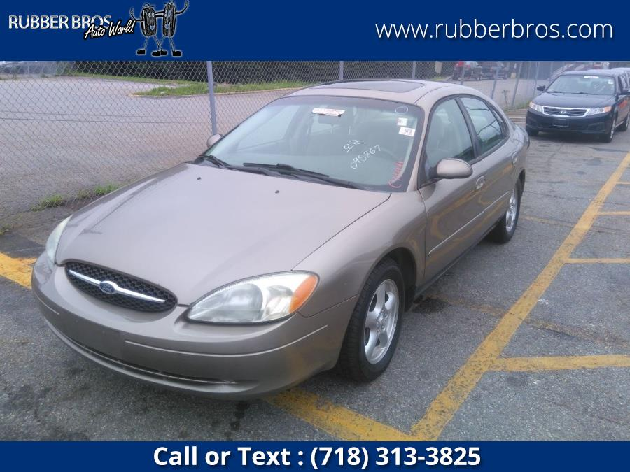 Used Ford Taurus 4dr Sdn SES Standard 2002 | Rubber Bros Auto World. Brooklyn, New York