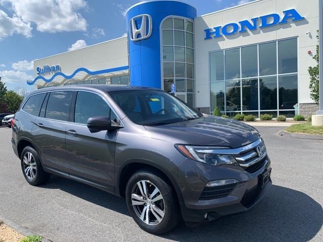 Used Honda Pilot EX-L 2018   Sullivan Automotive Group. Avon, Connecticut