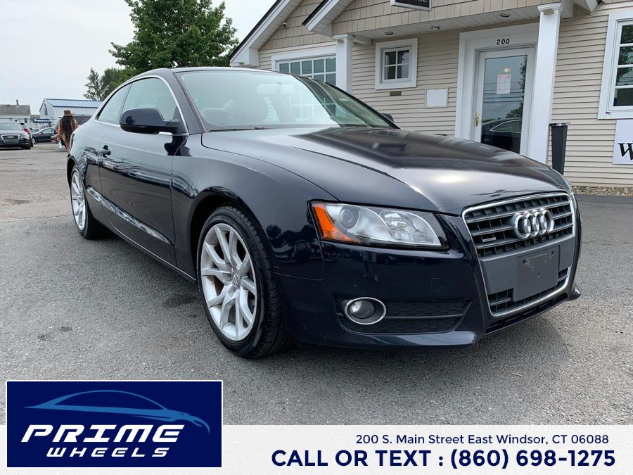 Used 2010 Audi A5 in East Windsor, Connecticut | Prime Wheels. East Windsor, Connecticut
