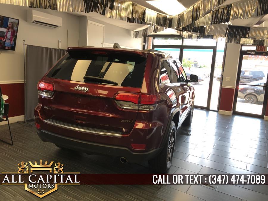 Used Jeep Grand Cherokee Limited 4x4 2020   All Capital Motors. Brooklyn, New York