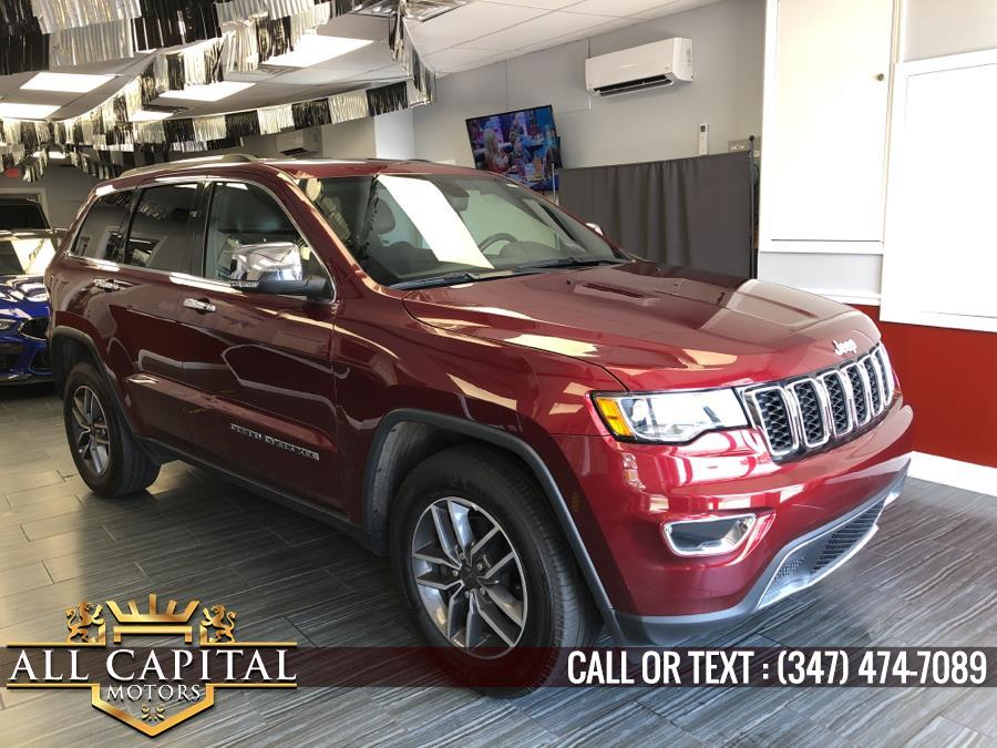 2020 Jeep Grand Cherokee Limited 4x4, available for sale in Brooklyn, NY