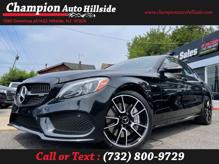 Used 2017 Mercedes-Benz C-Class in Hillside, New Jersey | Champion Auto Sales. Hillside, New Jersey