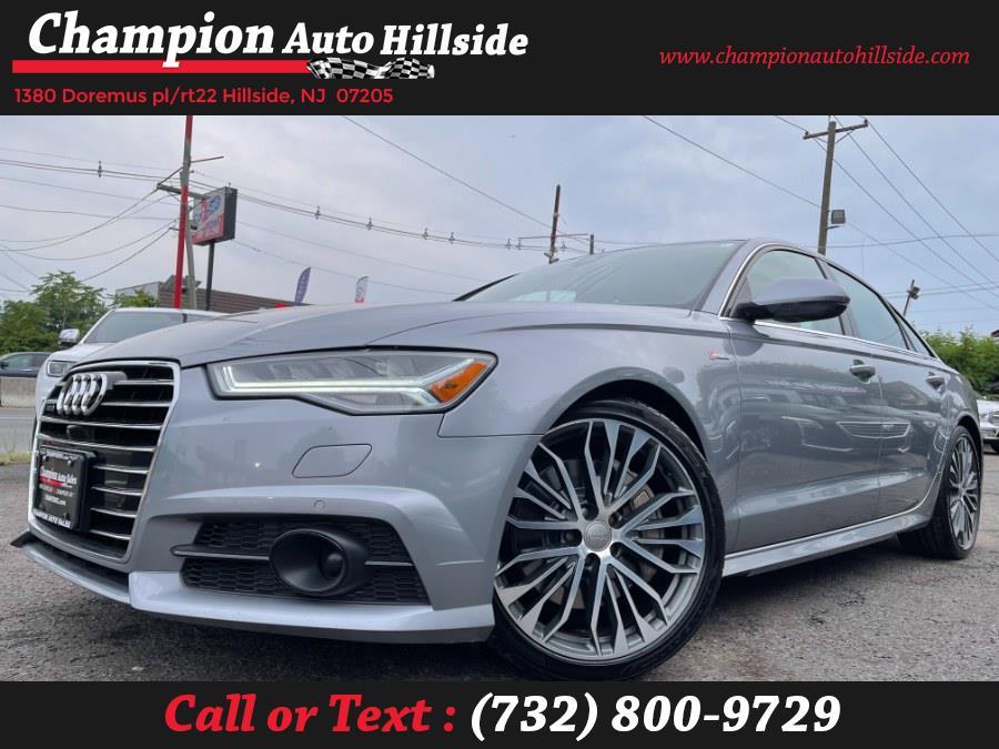 Used 2017 Audi A6 in Hillside, New Jersey | Champion Auto Sales. Hillside, New Jersey