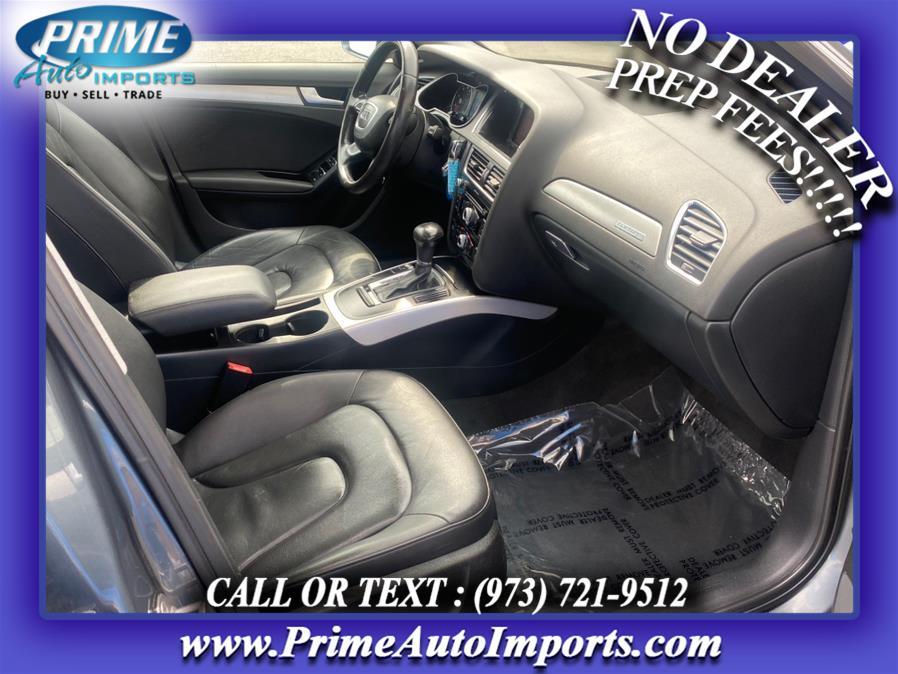 Used Audi A4 4dr Sdn Auto quattro 2.0T Premium 2013   Prime Auto Imports. Bloomingdale, New Jersey