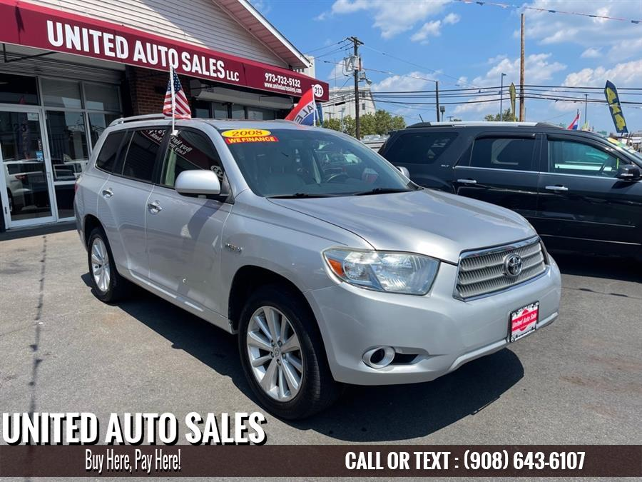 Used 2008 Toyota Highlander in Newark, New Jersey | United Auto Sale. Newark, New Jersey