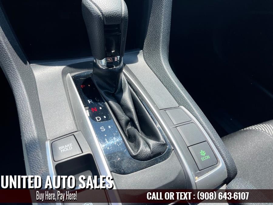 Used Honda Civic LX 2018 | United Auto Sale. Newark, New Jersey