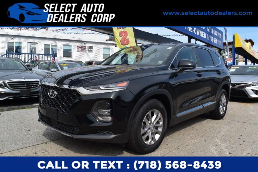 Used Hyundai Santa Fe SE 2.4L Auto AWD 2019 | Select Auto Dealers Corp. Brooklyn, New York