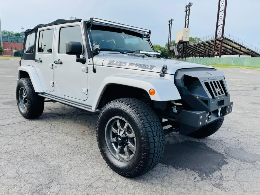 Used Jeep Wrangler Unlimited 4WD 4dr Altitude 2012   Supreme Automotive. New Britain, Connecticut