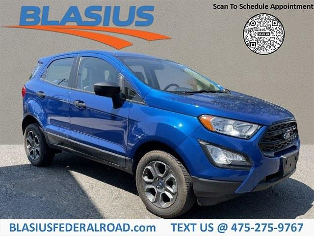 Used Ford Ecosport S 2018   Blasius Federal Road. Brookfield, Connecticut