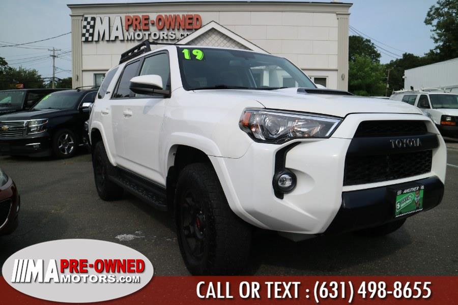 Used Toyota 4Runner TRD Pro 4WD (Natl) 2019   M & A Motors. Huntington, New York